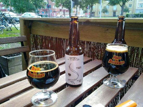 Pa Besok: beer