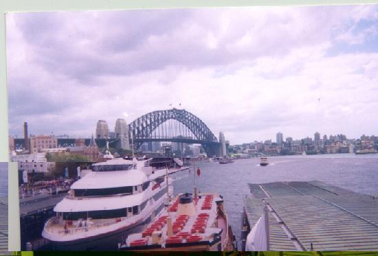 Australien: Circular Quay