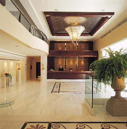 Zafolia Hotel Athens: Lobby