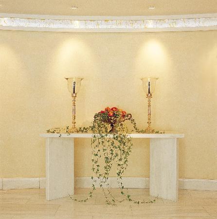 Zafolia Hotel Athens: Lobby Detail