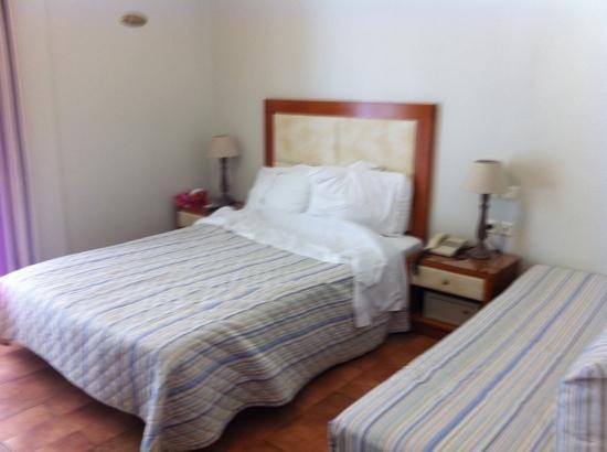 Agrinio, Grecja: double room