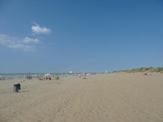 Hotel Anthony : Der Strand ist super!