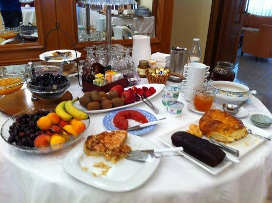 Esperia Boutique Hotel: breakfast