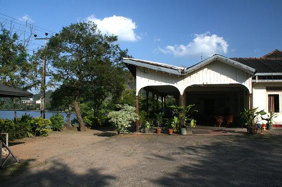 Kurunegala, Sri Lanka: het hotel