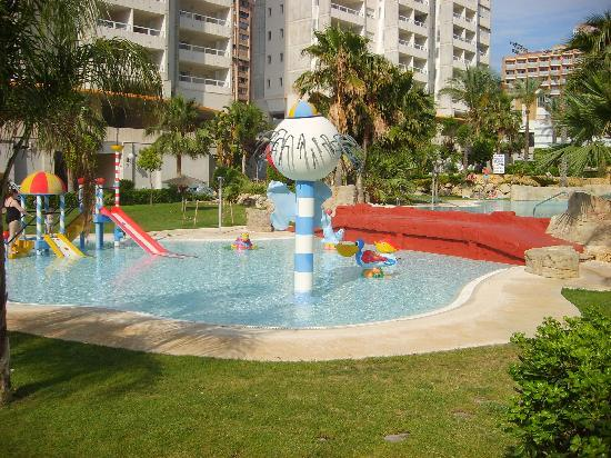 Gemelos XXII Apartments: Children's pool