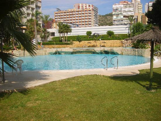 Gemelos XXII Apartments: Main pool