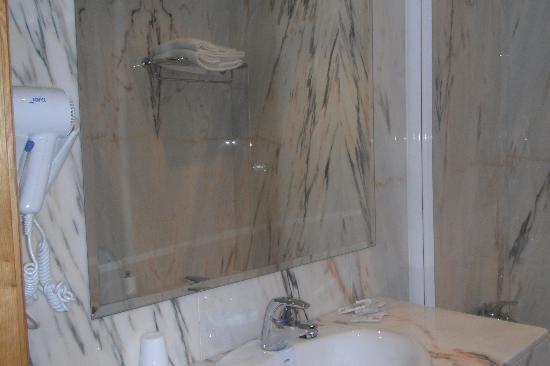 Hotel La Vijanera: Baño