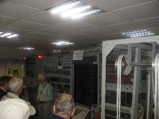 Milton Keynes, UK: Colossus Digital Computer