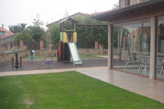 Hotel La Vijanera: Zona Infantil