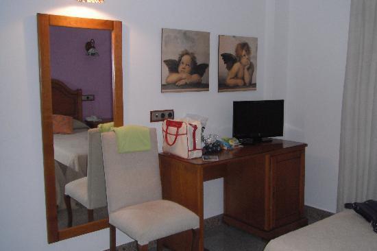 Hotel La Vijanera: habitación 2 camas