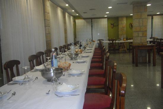 Hotel La Vijanera: Comedor