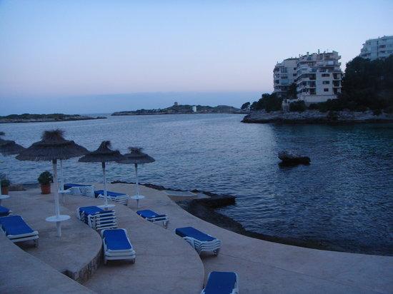 Illetes, España: Beach Club