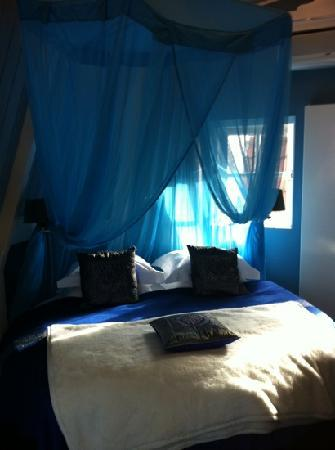 Boutique B&B Kamer01: blue room