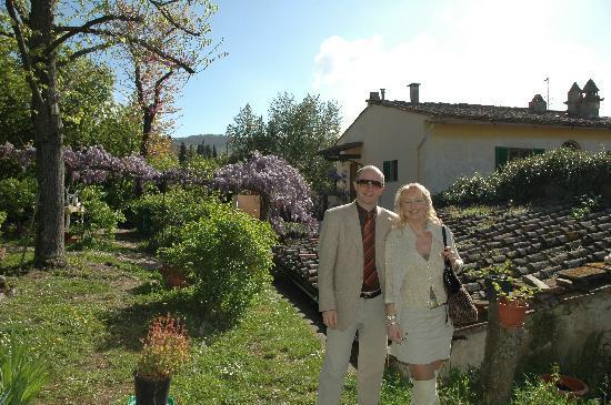 Villa Nobili B&B: Viaggio 2008