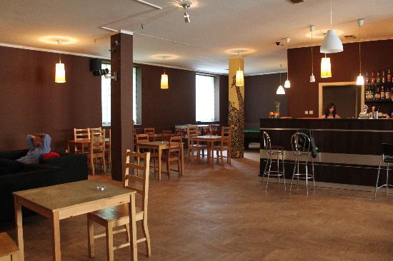 Hostel Giraffe : Bar