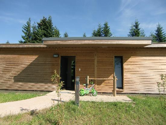 Center Parcs - Domaine des Trois Forets : cottage 346 VIP 8pers