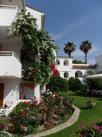 Bitzaro Palace Hotel: Hotel Gardens
