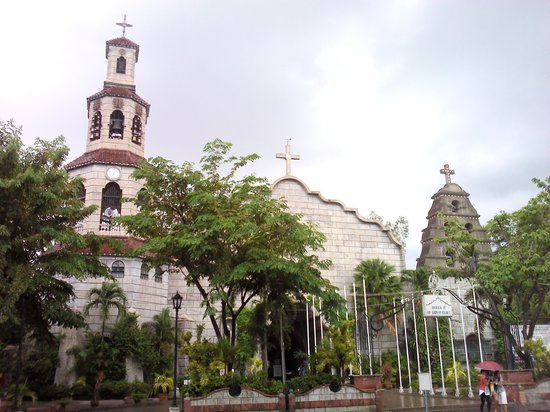 La Union Province, Filippinene: Minor Basilica of Our Lady of Charity