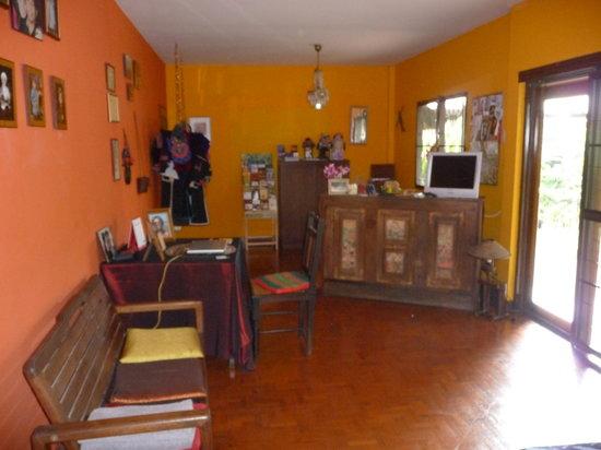 Villa Anneloi living