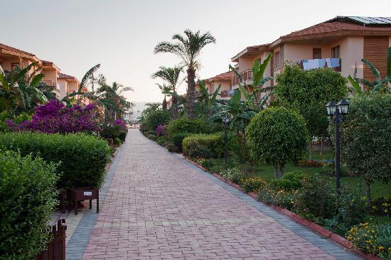 Eftalia Holiday Village: Grounds