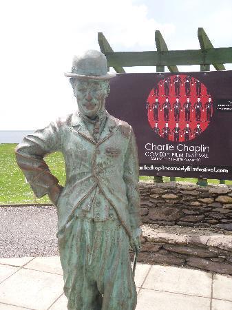 Killarney, Ireland: charlie chaplin