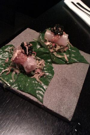 Farang: Kingfish Sashimi