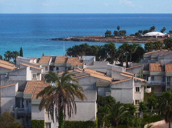 Hipotels Marfil Playa: Balcony View