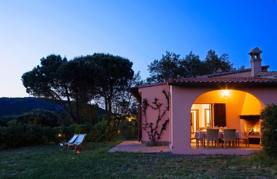 Capoliveri, Ιταλία: Villa Mimose