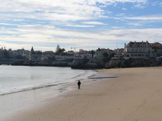 December in cascais