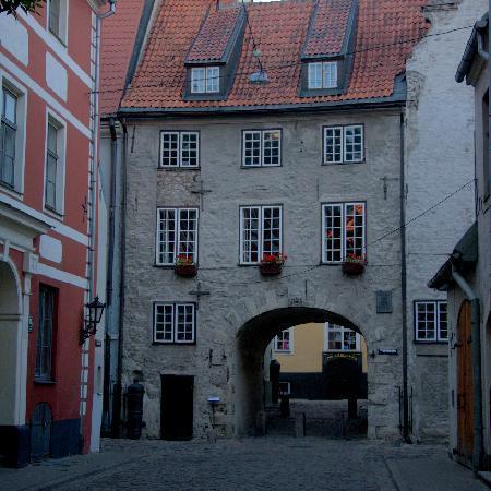 Swedish Gate (Zviedru Varti): Swedish Gate 1