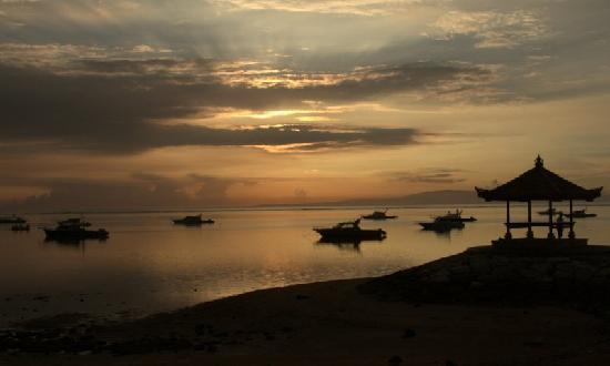 Sunrise, Sanur Beach 3