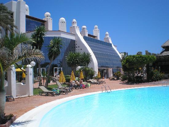Main Hotel Picture Of H10 Timanfaya Palace Playa Blanca