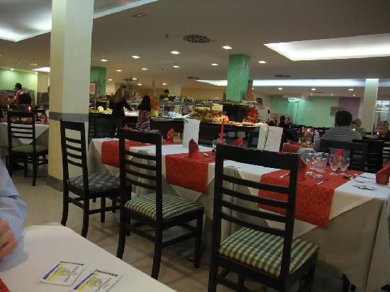 Hotel Floresta : restaurant