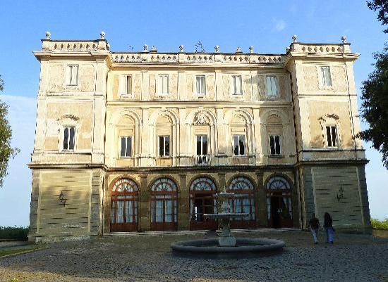 Park Hotel Villa Grazioli : Villa Grazioli