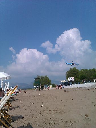Bitzaro Palace Hotel: The Beach