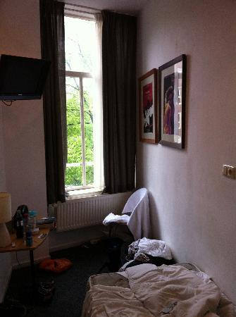 Quentin Amsterdam Hotel: Room 101 wasn't bad