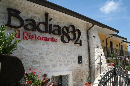 Ristorante Badia 832: Il locale
