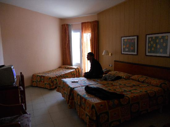Hotel Maria Luisa: Chambre 118