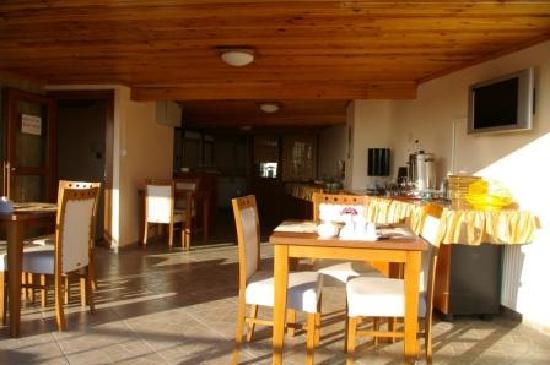 Magnificent Otel: Dachterasse