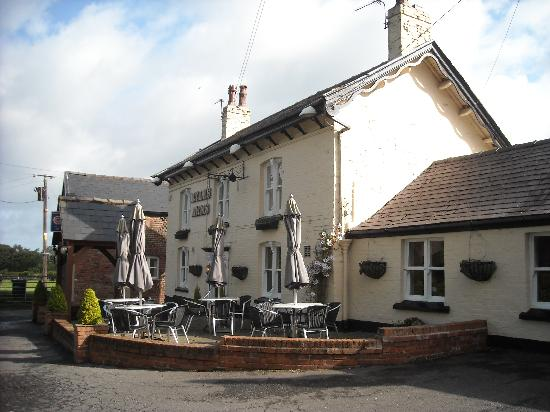 The Ryles Arms: Ryles Arms, Higher Sutton, Macclesfield