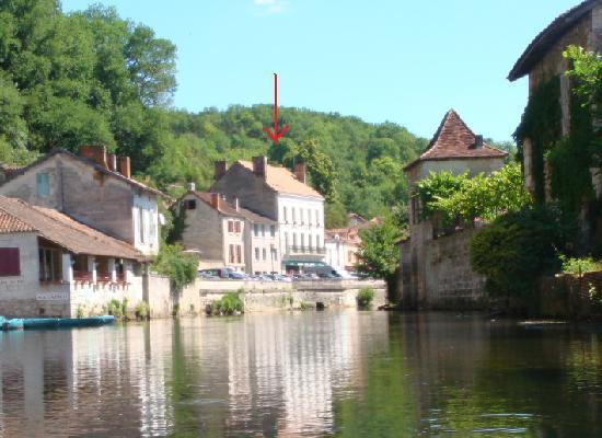 Brantome, Francia: Hotel Le Coligny