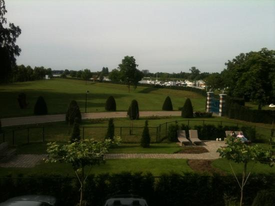 Hoogenweerth Suites: view from the suite