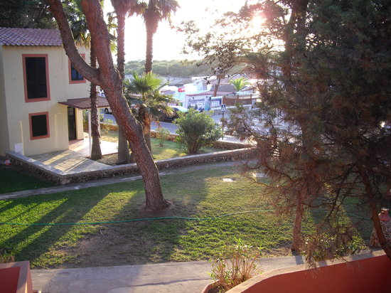 Cala Blanca Apartments: View from our apartment