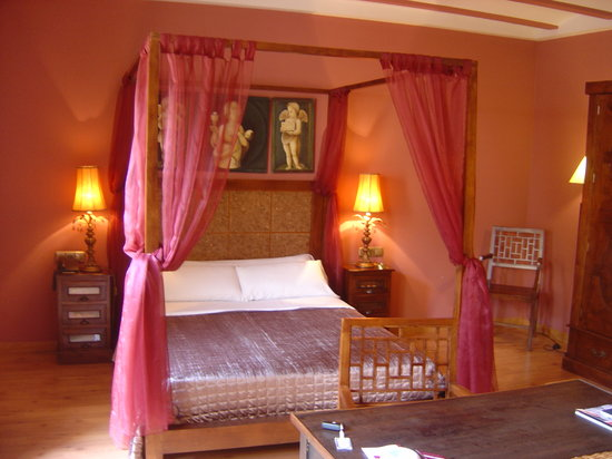 Tarazona, Spania: the suite
