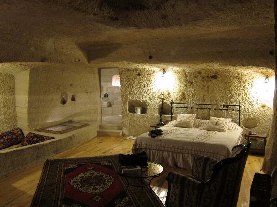 Aydinli Cave Hotel: Room