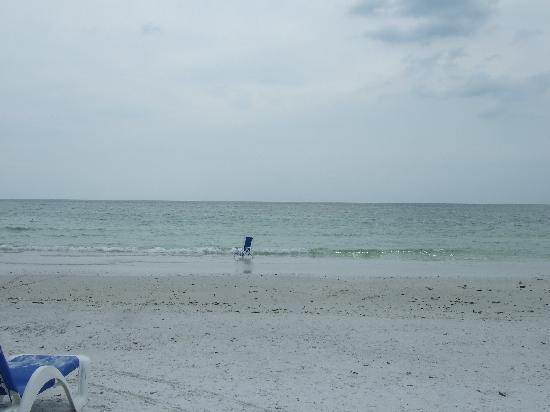 ماركو بيتش أوشن ريزورت: View of Gulf