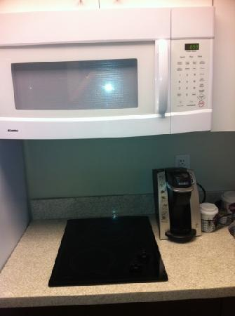 HomeSuites by d3h: Didn't try the coffee machine