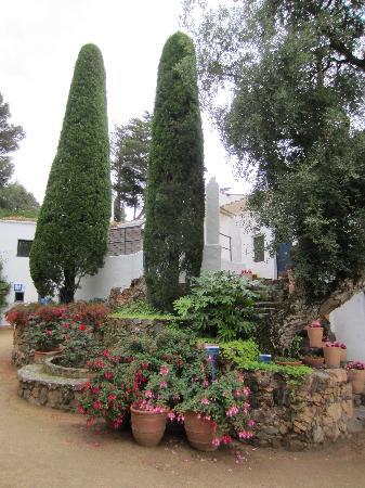 Cap rig entrance fotograf a de jard n bot nico de cap for Jardin botanico cap roig