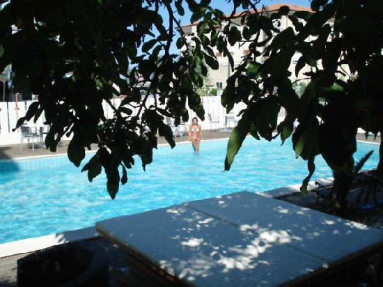 Hotel Alba: Piscina