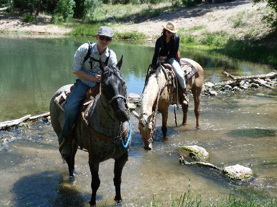 Cowboy Way Adventures: Crossing the Verde River
